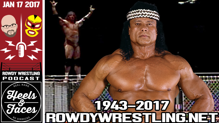 Jimmy Snuka dead at 73