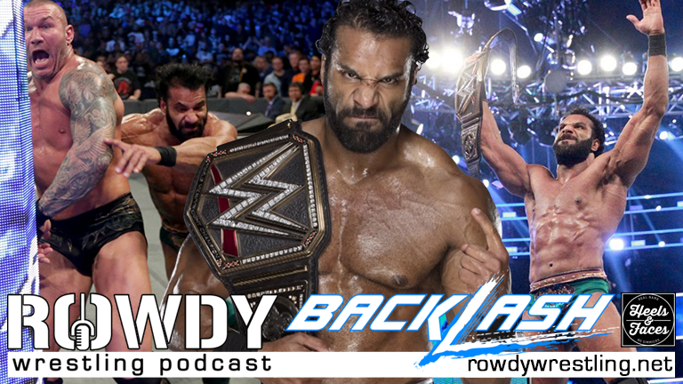 Jinder Mahal is WWE Champion! Backlash & Takeover Chicago Reviews