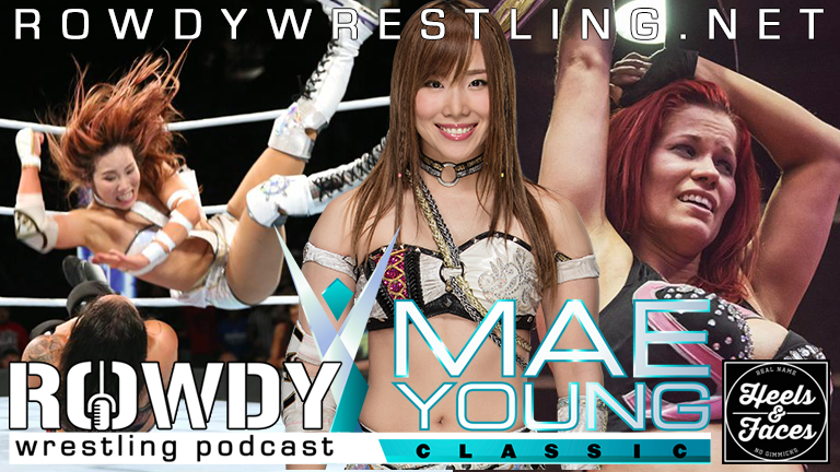 Mae Young Classic Review with SassyStephie