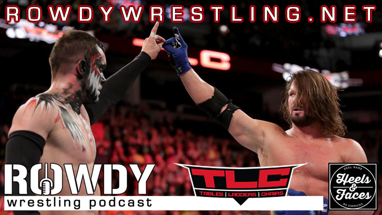 KURT ANGLE RETURNS! #BalorvsStyles – WWE TLC 2017Review
